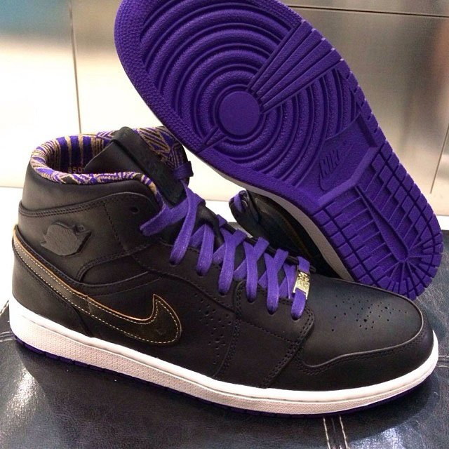 Air Jordan 1 BHM 2014 First Look