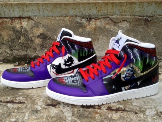 Air Jordan 1 Joker by DeJesus Customs
