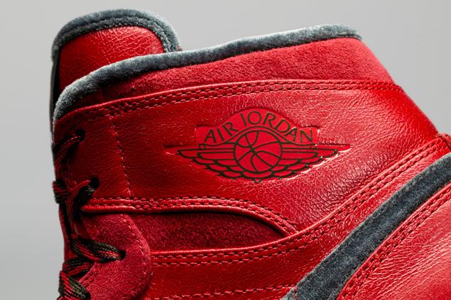 Air Jordan 1 Retro Hi Equipo Universitario De Primer Rojo Jordan 2hVK4vtGde