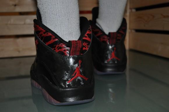 """Air Jordan 10 """"Doernbecher"""" - On-Feet Look  bdd07be71"""