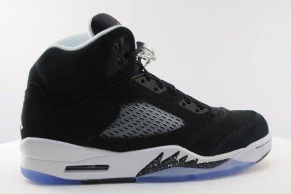 Air Jordan 5 Oreo Yet Another Detailed Look