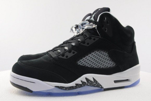Air Jordan 5 Oreo Yet Another Detailed Look