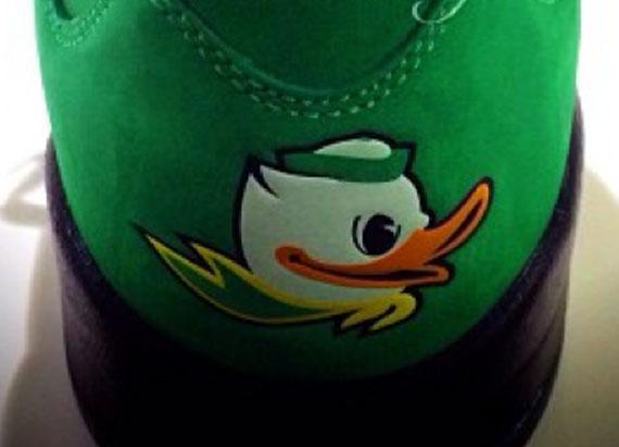 Air Jordan 5 Oregon Ducks PE