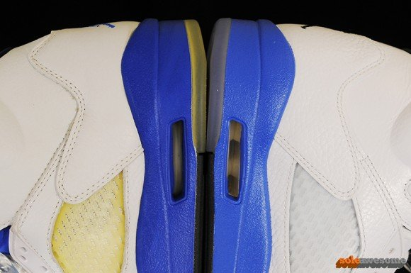 Air Jordan 5 Retro Laney 2000 vs 2013 Comparison