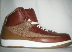 Air Jordan II (2) 'Vero Cuoio' Premio Sample
