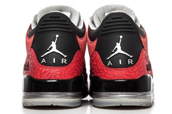 Air Jordan 3 Doernbecher Custom WISH ATL Edition