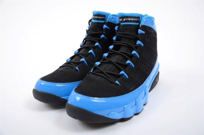 Air Jordan IX (9)  Photo Blue  Sample  df299d3eae