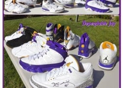 Air Jordan 'Kobe Bryant' PE Collection