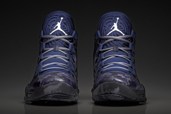 Air Jordan XX8 SE Georgetown Armed Forces Classic PE Detailed Look