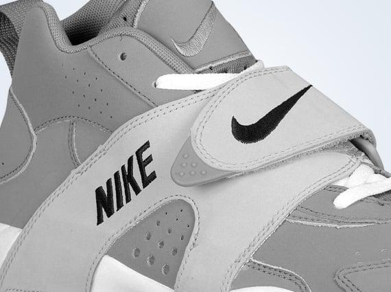 Nike Air Veer Grey Black White