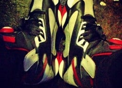 Celebrity Sneaker Watch: Swizz Beatz Previews Reebok Shaq Attaq 'Brick City'
