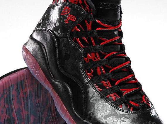 Air Jordan 10 Doernbecher Official Image