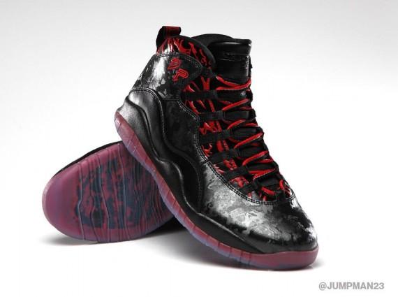 Air Jordan 10 Doernbecher Official Image