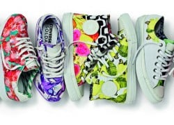 Isolda x Converse 'Brazilian Print' Collection