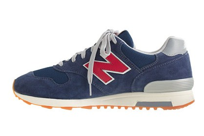 J Crew x New Balance 1400 Dark Royal