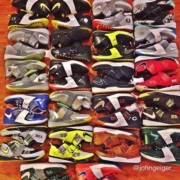john-geiger-displays-entire-2013-nike-zoom-revis-collection