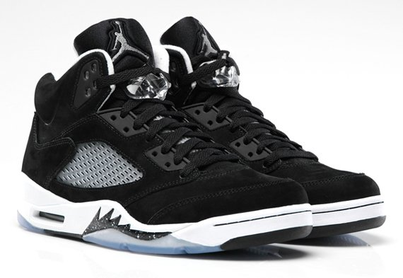 Air Jordan 5 Oreo Official Images