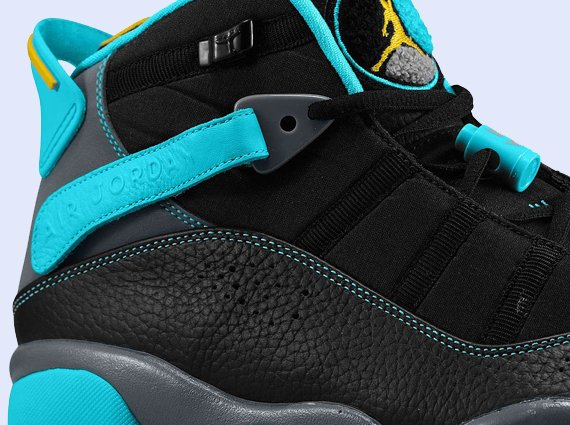 Jordan 6 Rings Gamma Blue Release Date