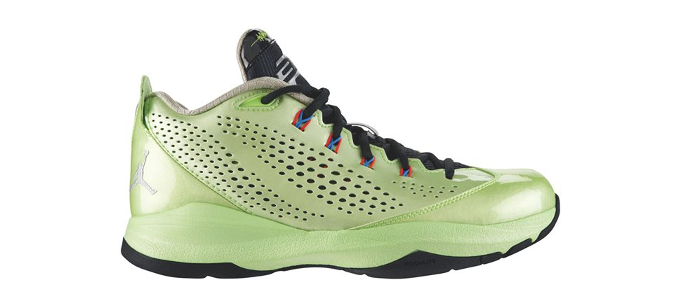 on sale f4c2e f33da 50%OFF Jordan CP3 VII Electric Green Metallic Silver Anthracite   Release  Date + Info