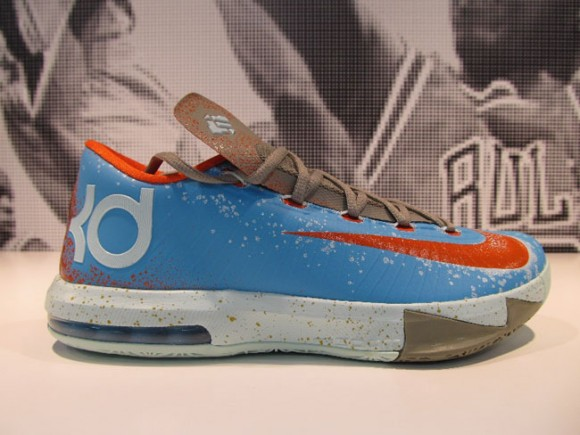 Nike KD 6 Maryland Blue Crab Another Quick Look