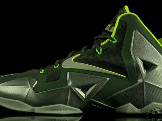 lowest price 8ac64 38497 Nike LeBron 11 Dunkman