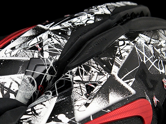 Nike LeBron 11 Graffiti Another Look