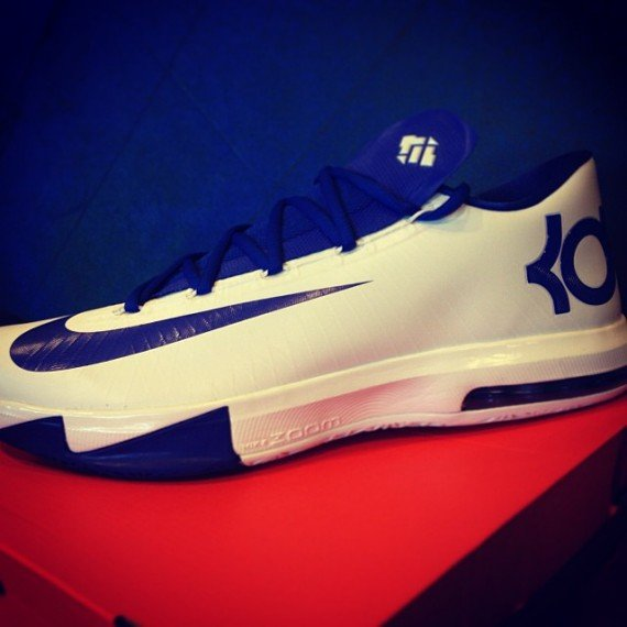 Nike LeBron + KD 6 Duke PEs