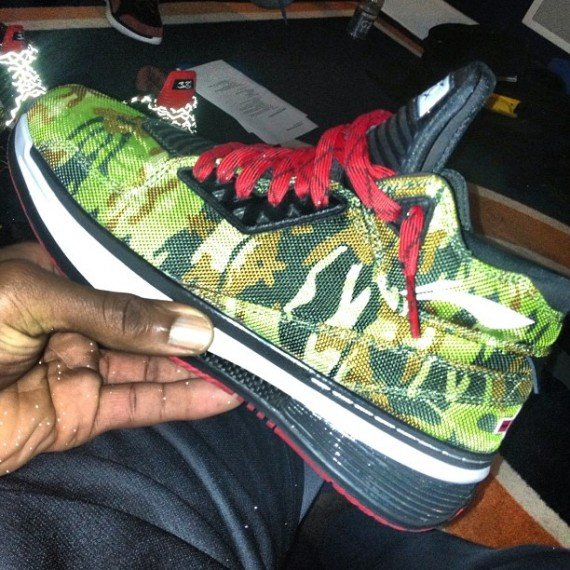 "Li-Ning Way of Wade 2 ""Camouflage"""