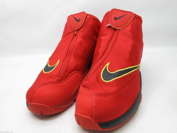 Nike Air Zoom Flight The Glove Miami Heat