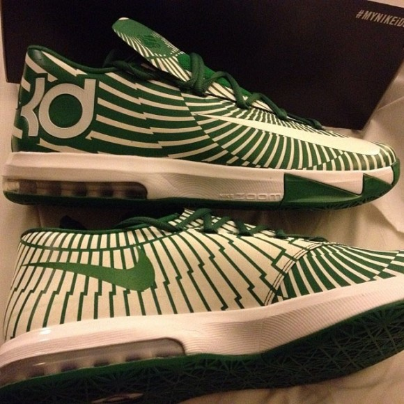 Nike KD VI Michigan State PE