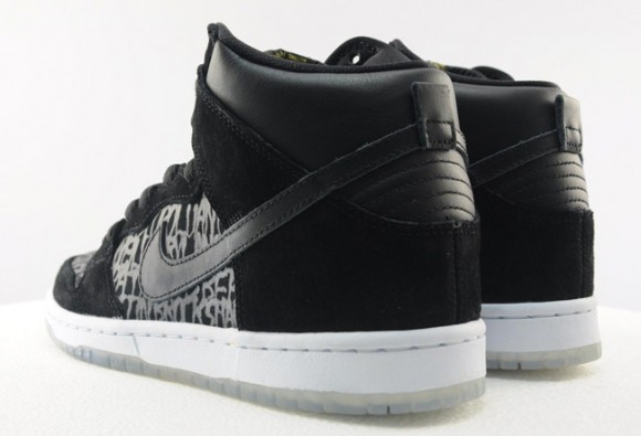 Neckface x Nike SB Dunk High Premium