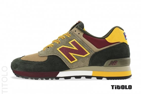 New Balance 576 Three Peaks Pack