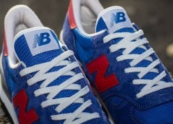 New Balance 990 OG – Royal – Red