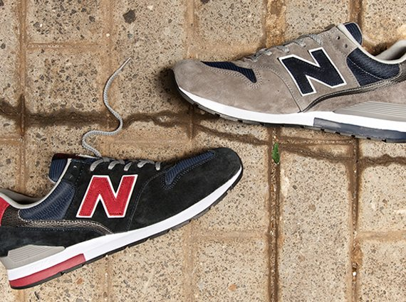 New Balance 996 REVlite Vintage Pack Now Available