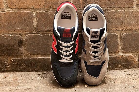 "New Balance 996 REVlite ""Vintage Pack"" - Now Available  e465a524d"