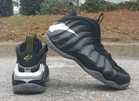 Nike Air Foamposite One Dark Knight by Pkcustoms89