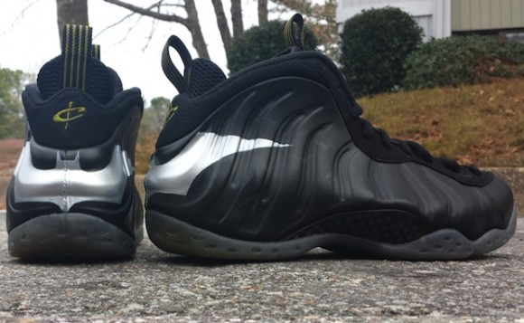 Nike Air Foamposite One Dark Knight by Pkcustoms89