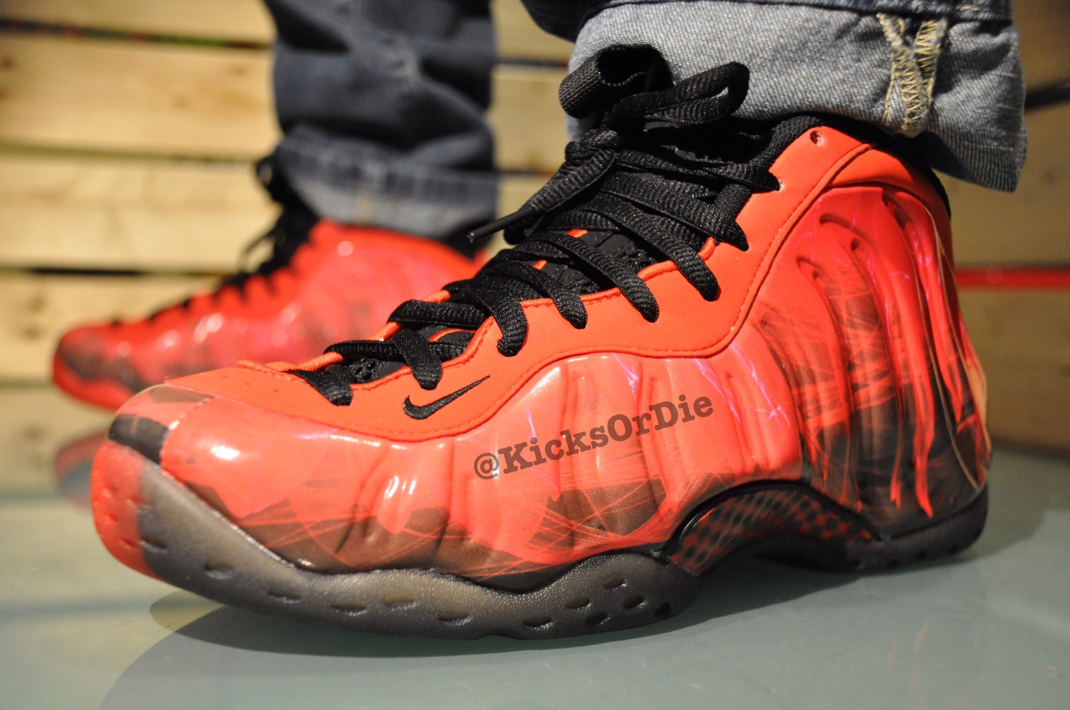 0060833bb5f nike-air-foamposite-one-doernbecher-detailed-on-foot-