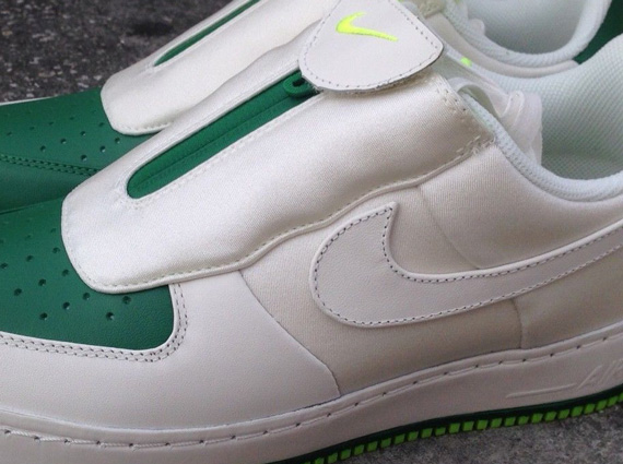 Nike Air Force 1 Low The Glove Pine Green Sail Release Date