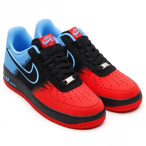 Nike Air Force 1 Spiderman First Look