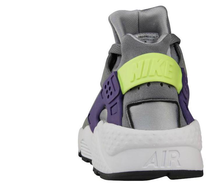 Nike Air Huarache 'Wolf Grey/Purple