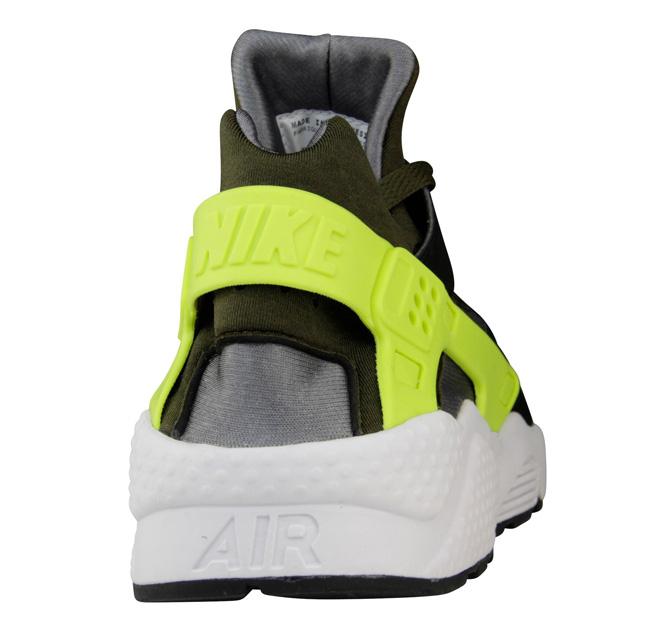 07f28e7d9dea3 Nike Air Huarache  Dark Loden Dark Loden-Volt