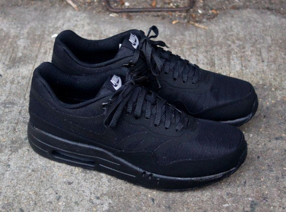 Nike Air Max 1 PRM Tape Black Silver Anthracite Reflect Now Available