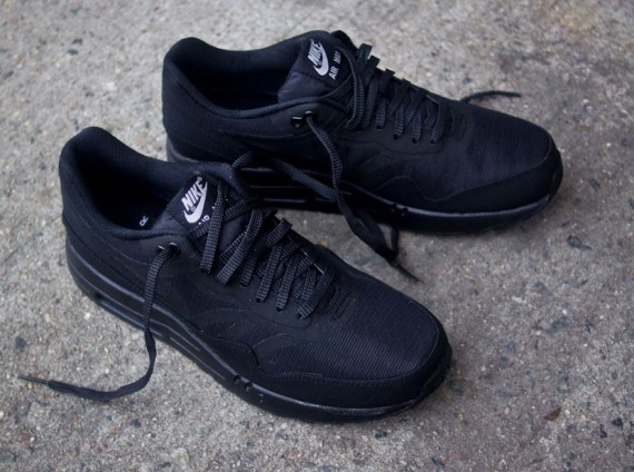5d9903b9db80 Nike Air Max 1 PRM Tape Black Silver Anthracite Reflect Now Available