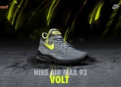 Nike Air Max 93 'Volt' | size? Exclusive
