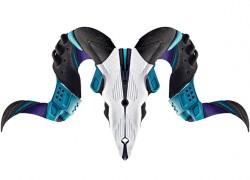 Nike Air Max 93 Huarache x Size Sneaker Art by Filfury