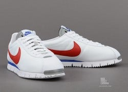 Nike Cortez NM QS 'White/Gym Red-Metallic Silver-Gym Royal'