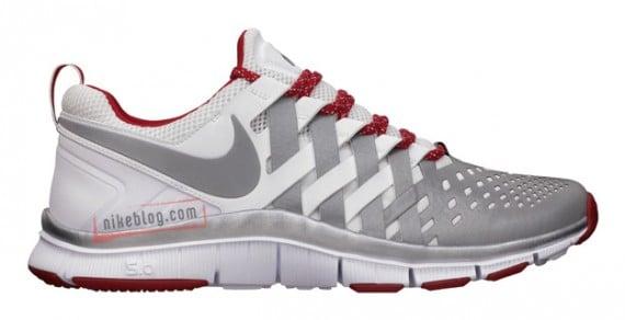 fecc8df24f Nike Free Trainer 5.0 'Ohio State' | SneakerFiles