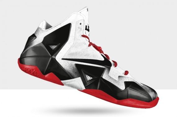 NIKEiD LeBron 11 Forging Iron Option Now Available
