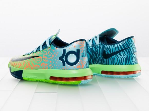 Nike KD 6 Animal Gradient First Look